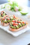 Avocado Brunch Bites | Spring Recipes | Mom Approved Brunch Ideas