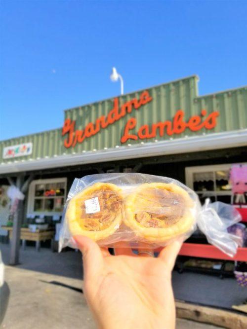 grandma lambes fruit market meaford butter tarts