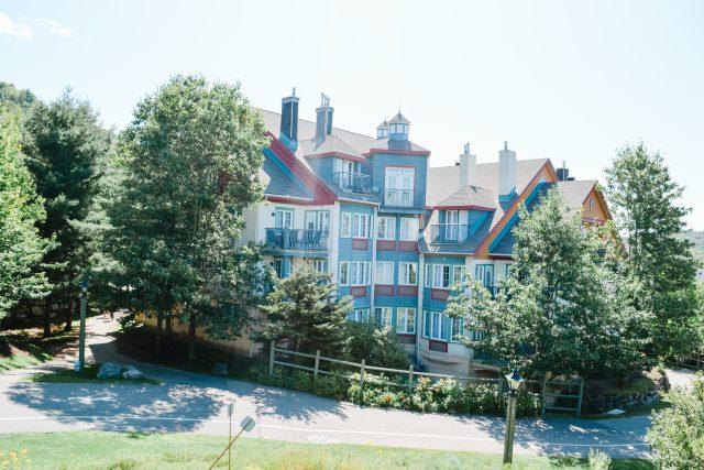 Lodge de la Montagne Tremblant | Family Suites | Lodging Privileges | Family guide to Tremblant