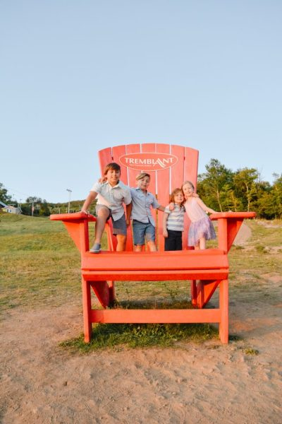 Red Chair Tremblant Free Activities for families