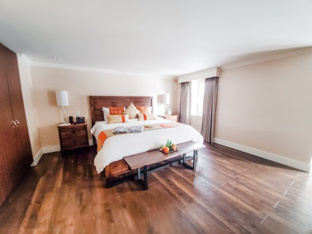NH Garden Spa Suite Review