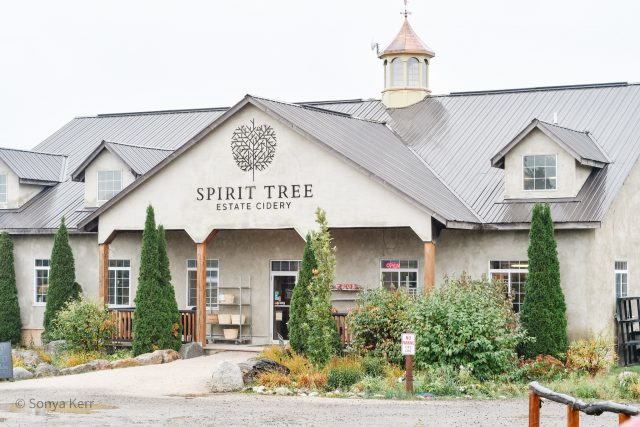 Spirit Tree Estate Winery Caledon Ontario