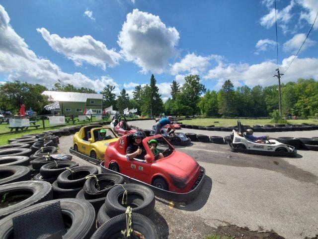 Coboconk Go Karts Ontario