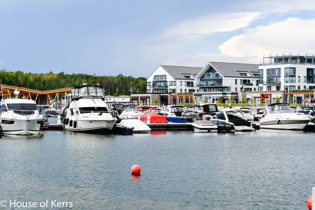 Friday Harbour Resort Boats Ontario