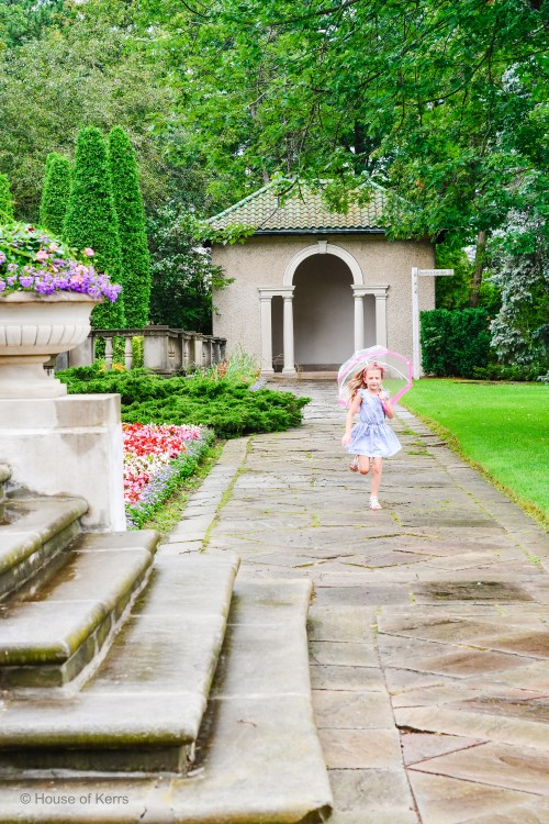 Parkwood Estate grounds, gardens and pathways