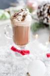 Affogato al Hot Cioccolato