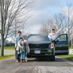 Kia Canada Telluride Hockey Family HouseofKerrs.com