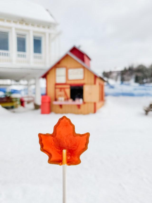 Maple Sugar Shack Valcartier Village