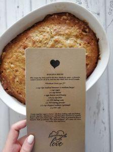 Grandma Kerr's Vintage Banana Bread Recipe | Baked with Love