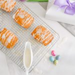 Mini Carrot Cake Loaf Easter Gift Boxes