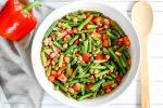 5 bean medley salad   HouseofKerrs.com