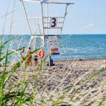 Grand Bend Beach Lifeguard Tower