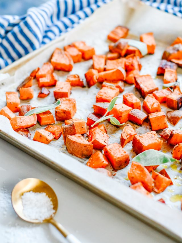 7 Easy Recipes Using Roasted Sweet Potatoes