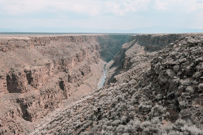 House of Kubes Rio Grande Gorge Bridge