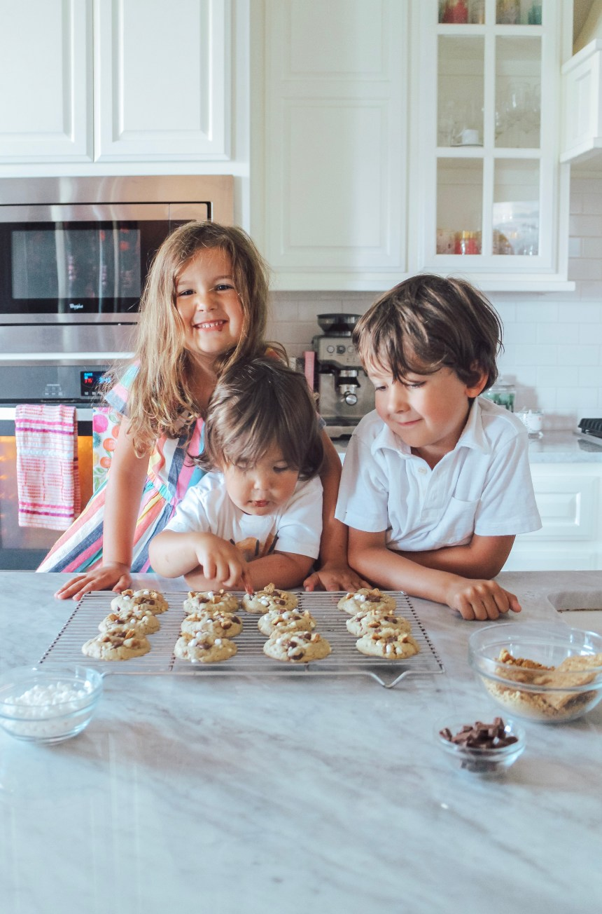 House of Kubes S'Mores Cookies Recipe