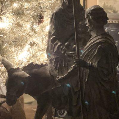 An Anniversary, Hearing Loss, and Bethlehem