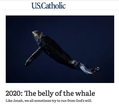 2020: The belly of the whale