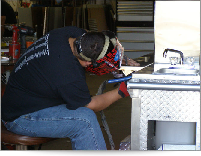 House of Metal offers a complete metal shop and metal fabrication services