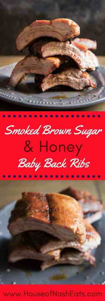 Tender and juicy, Uncle Richard's Brown Sugar & Honey Smoked Baby Back Ribs don't need any BBQ sauce at all! They are amazing just the way they are when they come off the smoker and will have everybody licking their fingers and reaching for more!