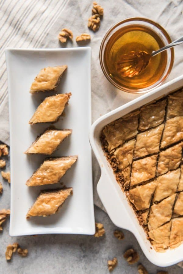 greek baklava recipe house