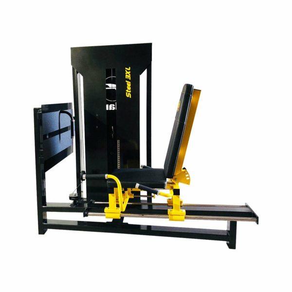Horizontal Seated Leg Press