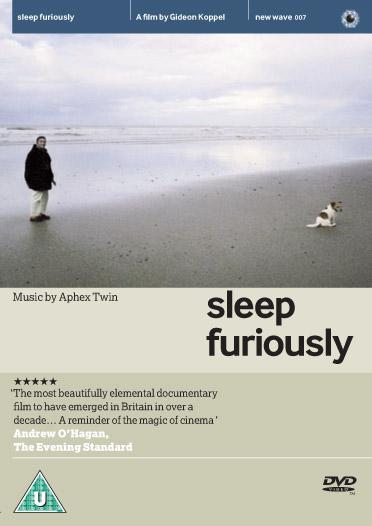 Sleep Furiously cover