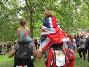 london family travel