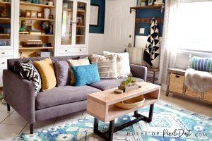 easy diy home decor natural wood