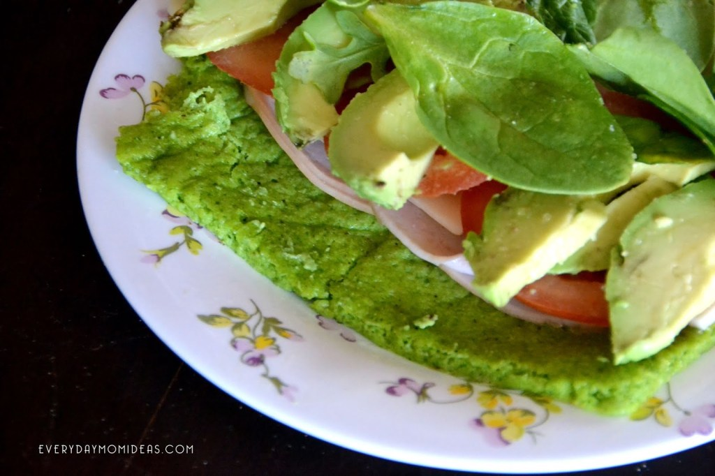 Geen Keto Tortilla Flatbread