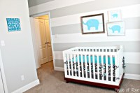 Nursery Ideas Gray and White