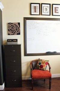 Home Office Big IDEA White Board