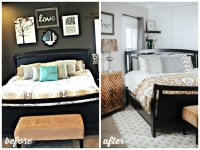 Bright & Cheery Master Bedroom