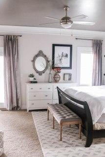 Fixer Upper Style Master Bedroom
