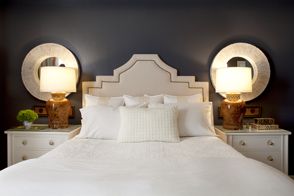 design and layering the night stand