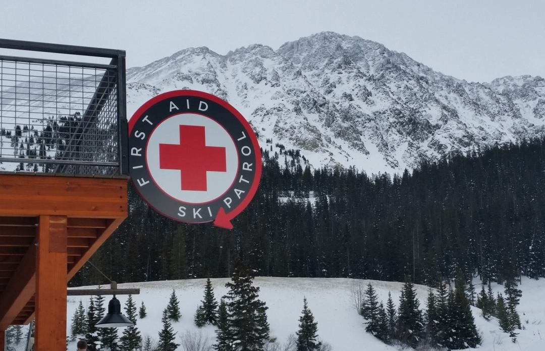 A Basin Ski Patrol