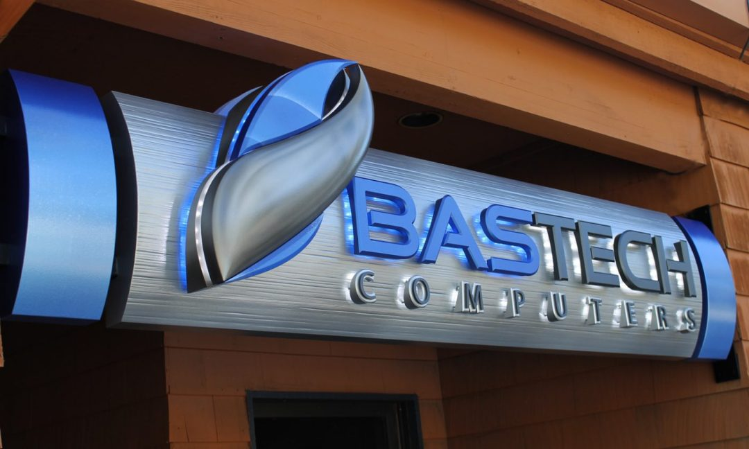 Bastech Illimunated Sign