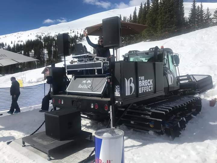 Breck Snow Cat