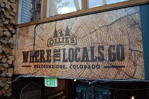 Ollie's Sign Colorado