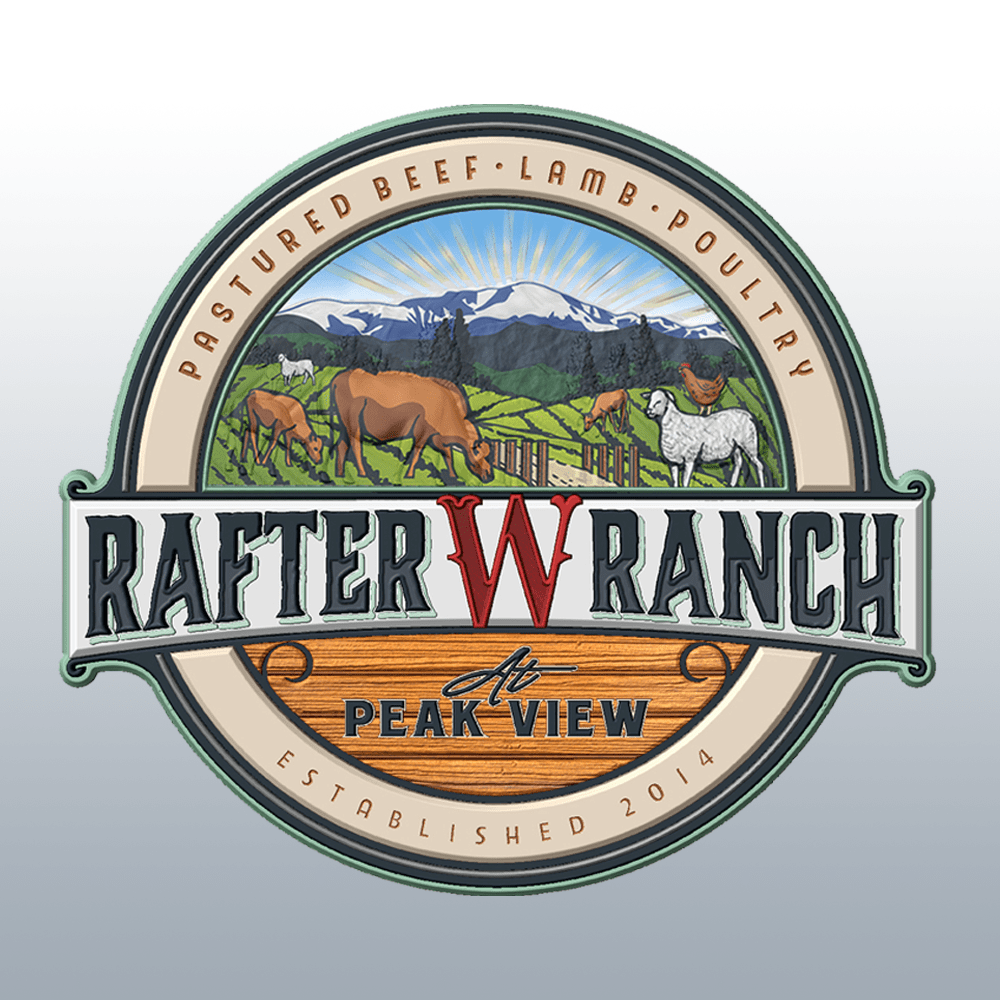 Rafter W Ranch Logo