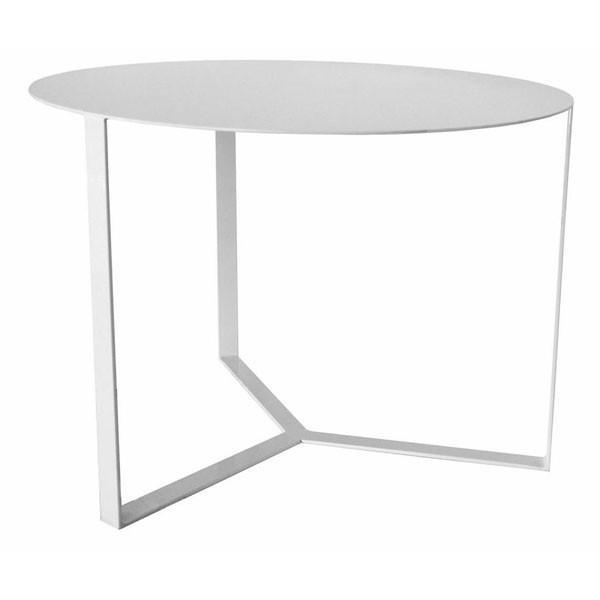 White Sean Coffee Table   Living Room Décor