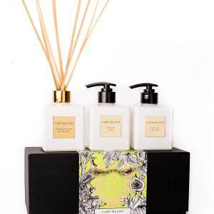 SV Soap, Lotion + Diffuser