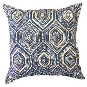 Dots Indigo Scatter cushions