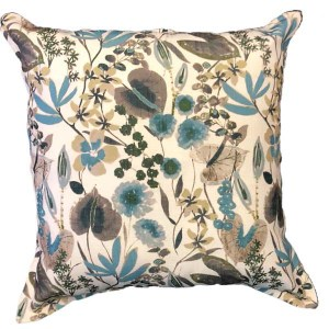 Botanical Indigo cushions