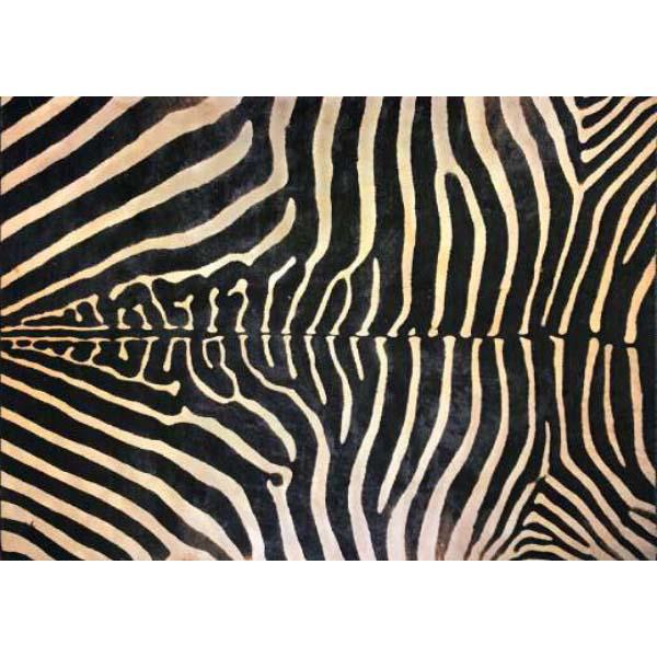 Wilde Rug in Zebra