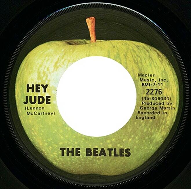 #OnThisDay… September 28, 1968 • THE BEATLES: 'Hey Jude' Begins a 9-Week Run at #1 [AUDIO] /
