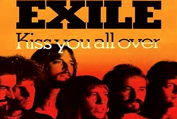 #OnThisDay… September 30, 1978 • EXILE: 'Kiss You All Over' at #1 [AUDIO] /