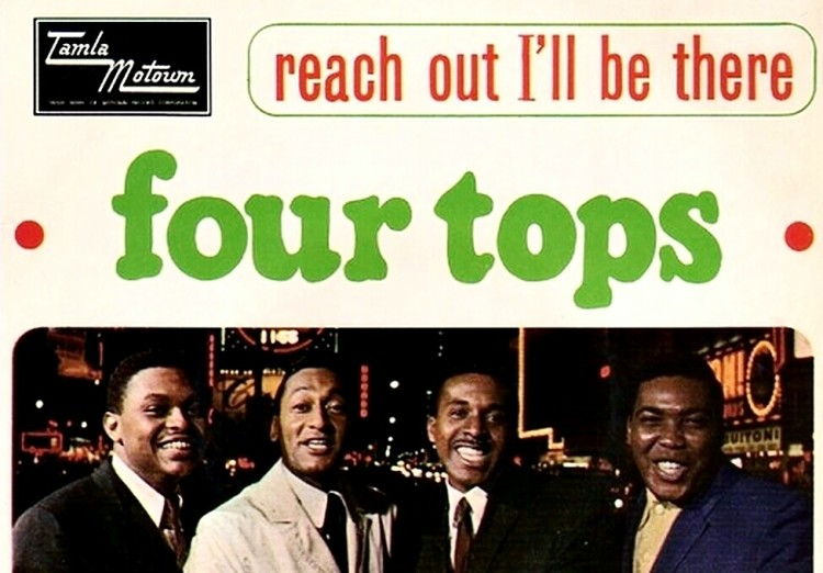 #OnThisDay… October 15, 1966 • THE FOUR TOPS: Reaching Out And Grabbing #1 [AUDIO] /