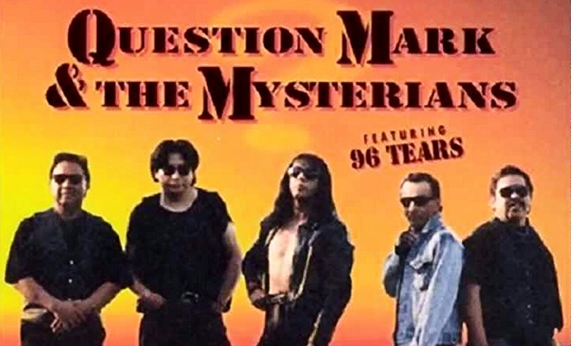 #OnThisDay... October 27, 1966 • ? (QUESTION MARK) & THE MYSTERIANS: '96 Tears' Fell from The Top [Audio+DeepTrax] /