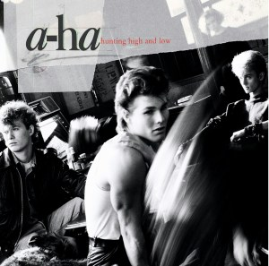 a-ha:LP:HuntingHighAndLove:Cover:Front