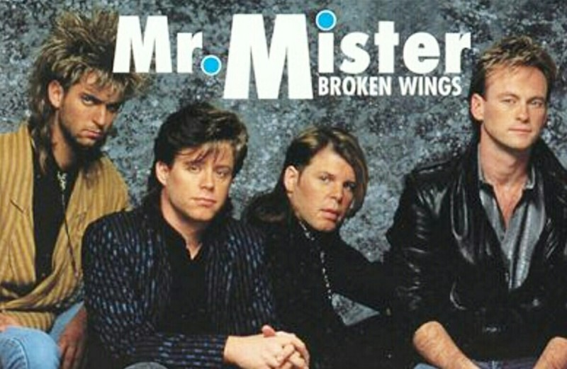 #OnThisDay… December 1, 1985 • MR. MISTER: 'Broken Wings' Soars To #1 [Audio+Extra Track 'Kyrie'] /
